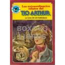 Joyas literarias femeninas 108. Los extraordinarios relatos del tío Arthur. La casa de los fantasmas