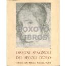 Disegni spagnoli dei Secoli d'Oro. Colleziones della Biblioteca Nazionale, Madrid