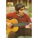 Tarjeta promocional de Víctor Manuel en 1970