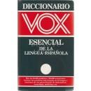 VOX. Diccionario esencial de la lengua española