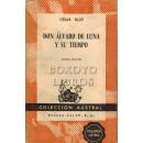 Don Álvaro de Luna y su tiempo