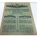 España médica. Revista quincenal. Año XVIII. Núm. 508. 15 de Enero de 1927