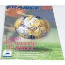 France 98. La revista oficial. Copa del Mundo de Fútbol Francia 1998