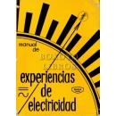 Manual de experiencias de electricidad