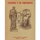 Cáceres y su provincia (Castillos, palacios, templos y monumentos)