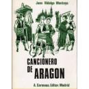 Cancionero de Aragón. Recopilado por.../. Prólogo de Enrique González Gómez. Ilustraciones de Adán Ferrer