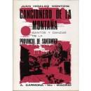 Cancionero de la Montaña. Cantos y danzas de la provincia de Santander. Recopilado por.../. Ilustraciones de Adán Ferrer
