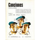 Canciones populares bilbainas. Recopilado por.../. Prólogo de Enrique González Gómez. Ilustraciones de Adán Ferrer
