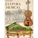 Cultura musical. Tercer curso