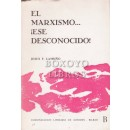 El marxismo, ese desconocido