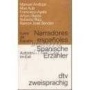 Narradores españoles fuera de España / Spanische Erzähler. autoren im Exil