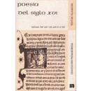 Poesía del siglo XVI (Garcilaso, Fray Luís y San Juan de la Cruz). Edición preparada por Santiago Arellano