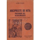 El Arcipreste de Hita, precursor del Renacimiento. Su Significación Económico-Política y Social.
