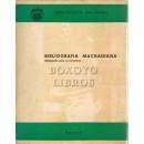 Bibliografía machadiana (Bibliografía para un centenario)