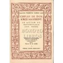 Glosa famosa sobre las coplas de Jorge Manrique. Por el Protonotario.../