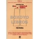 Encuentro cine europeo en Europa. Memoria